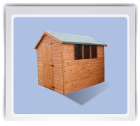 Garden Sheds Jersey Channel Islands tgb sheds - home page